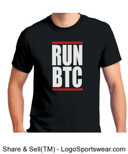 Run Bitcoin btc blockchain cryptocurrency crypto Design Zoom
