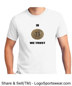 in bitcoin we trust Design Zoom